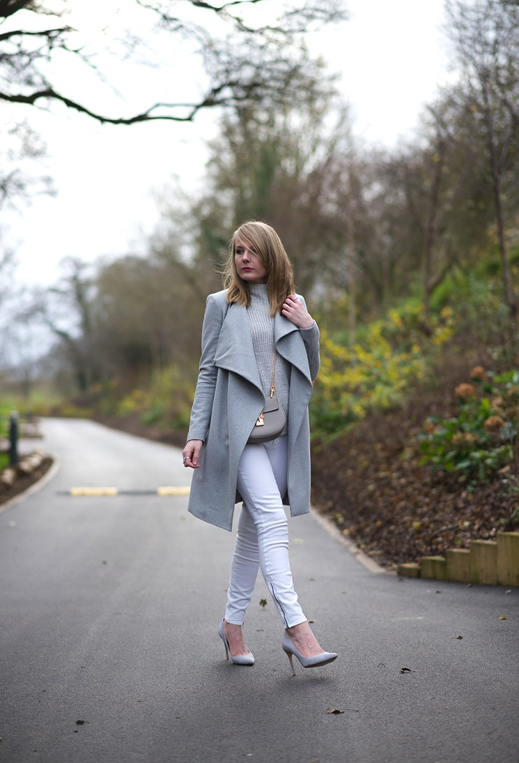 all-saints-grey-waterfall-coat-white-jeans