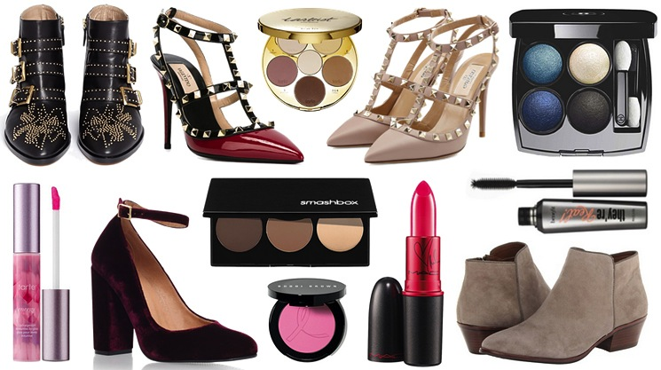 shoes-make-up-gift-guide