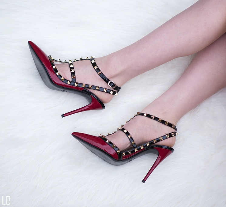 Valentino Rockstud Shoes Review