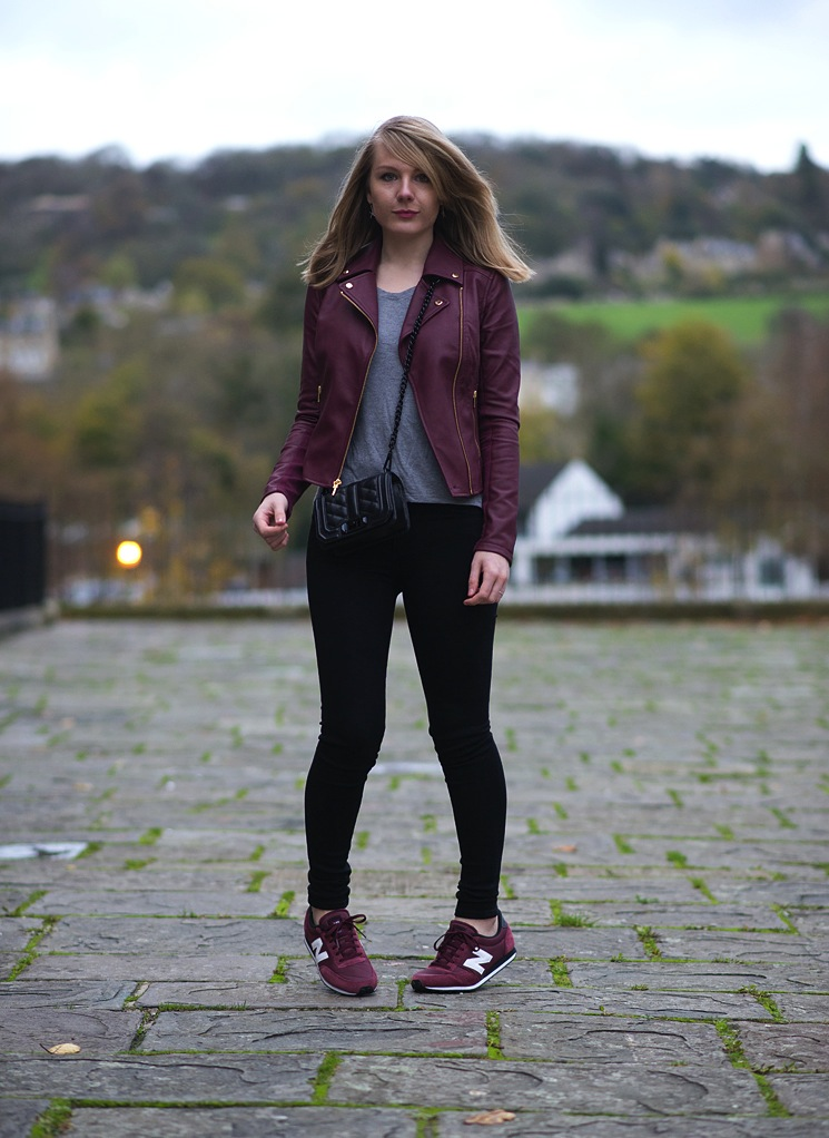 guess-red-leather-jacket-skinny-jeans