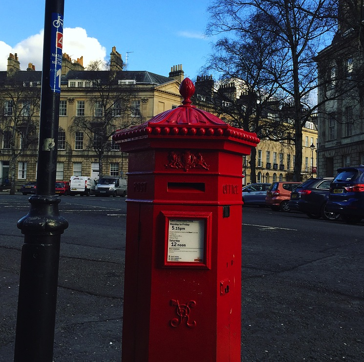 red-post-box