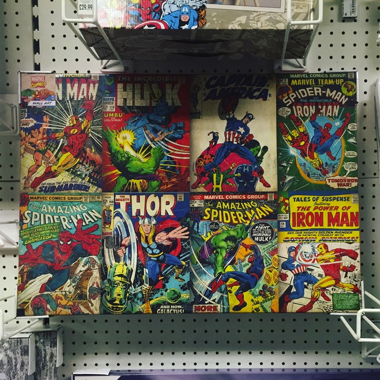 marvel-comic-canvas