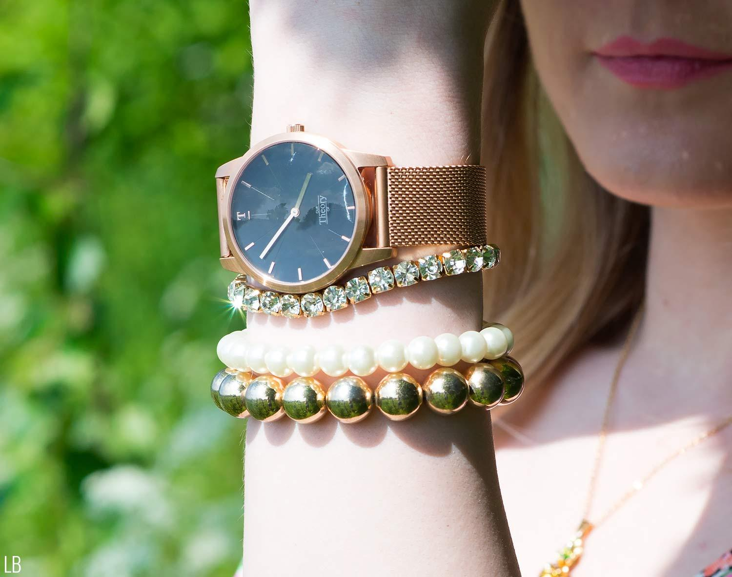 2 Our Theory Of Watch Rose Gold
