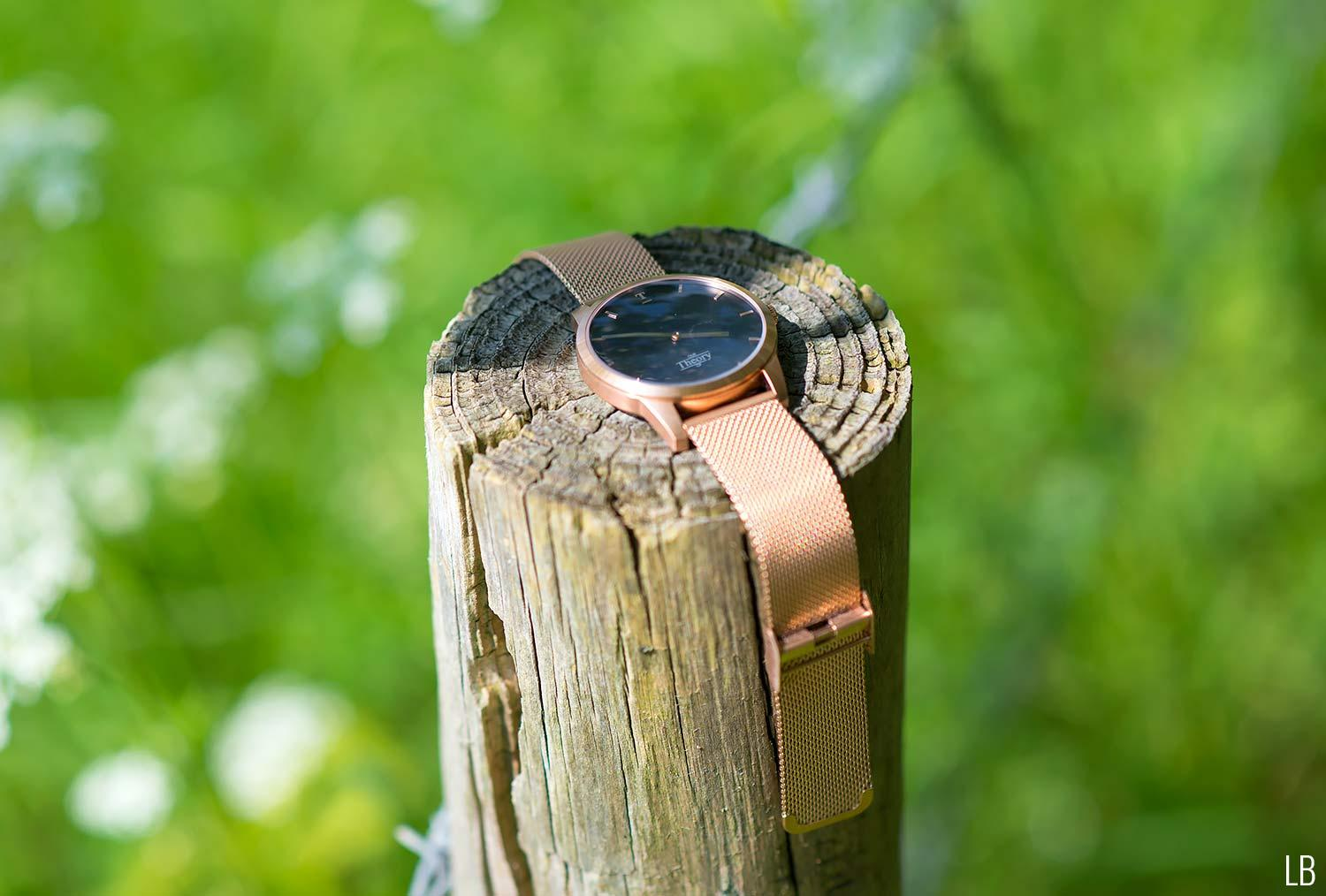 3 Our Theory Of Watch Rose Gold Black