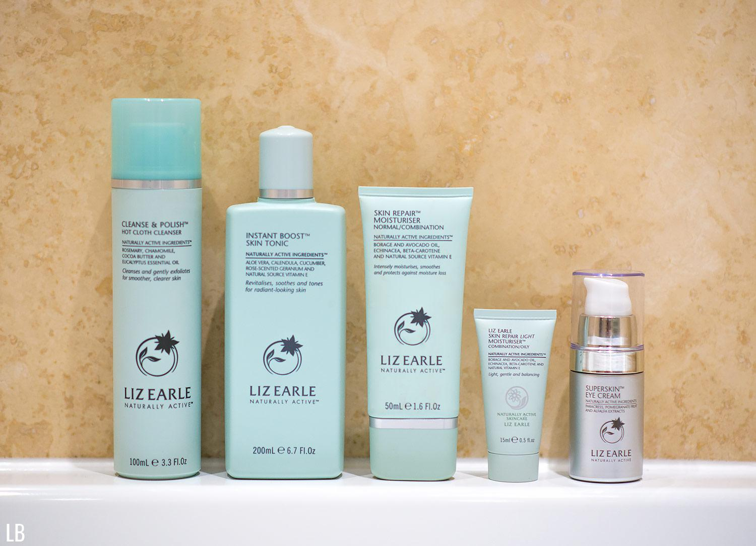 Liz Earle Natural Skin Care Review