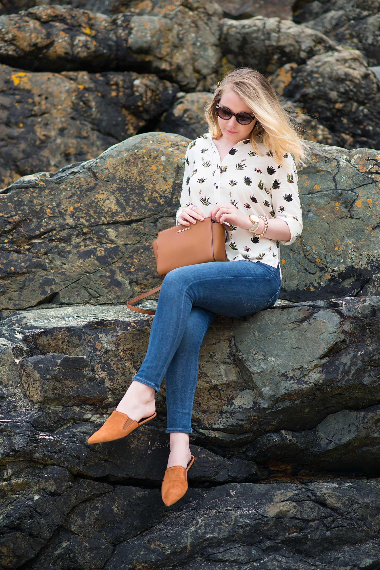 lorna-burford-beach-rocks-jeans-cactus-shirt