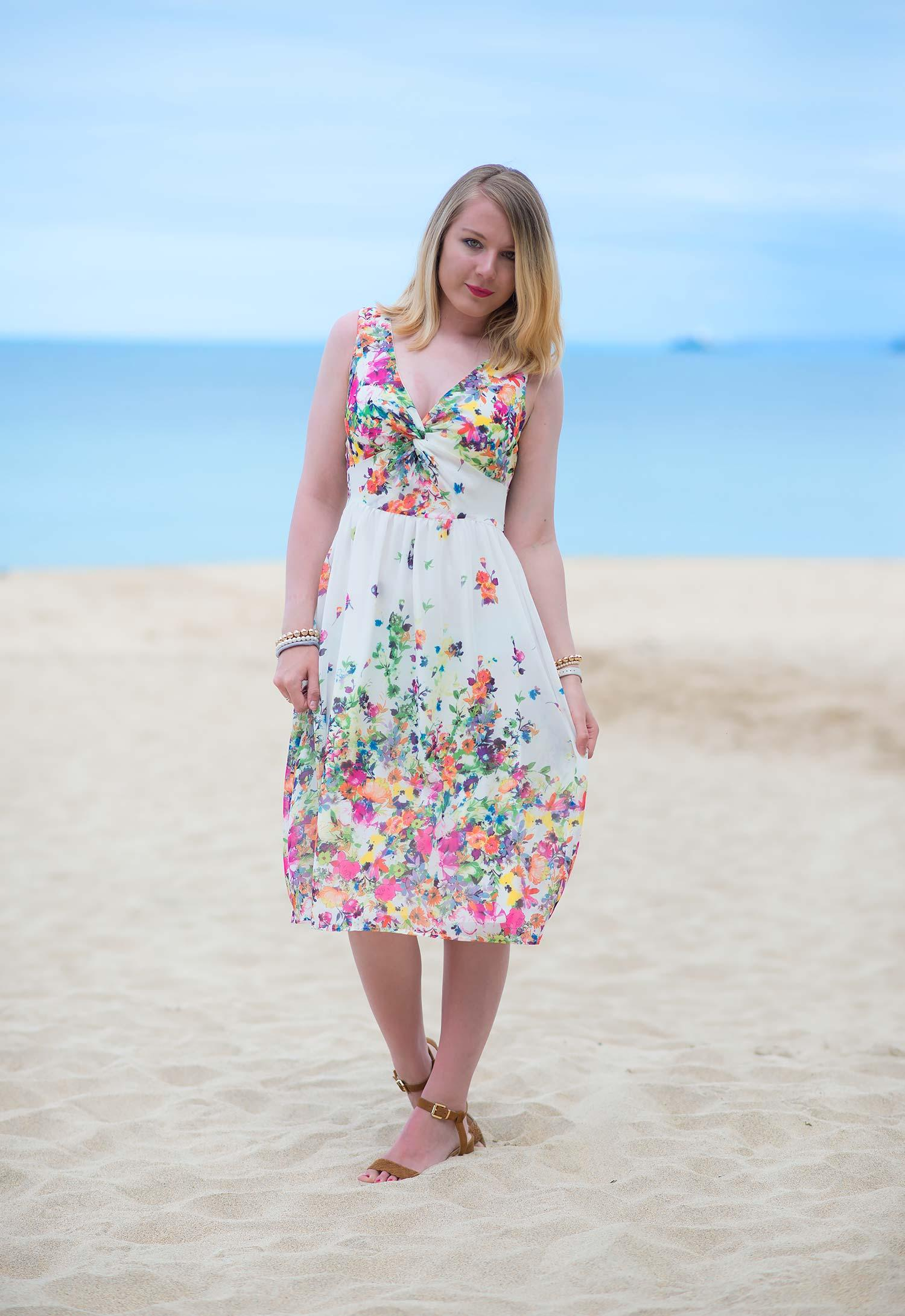 lorna burford yumi floral dress
