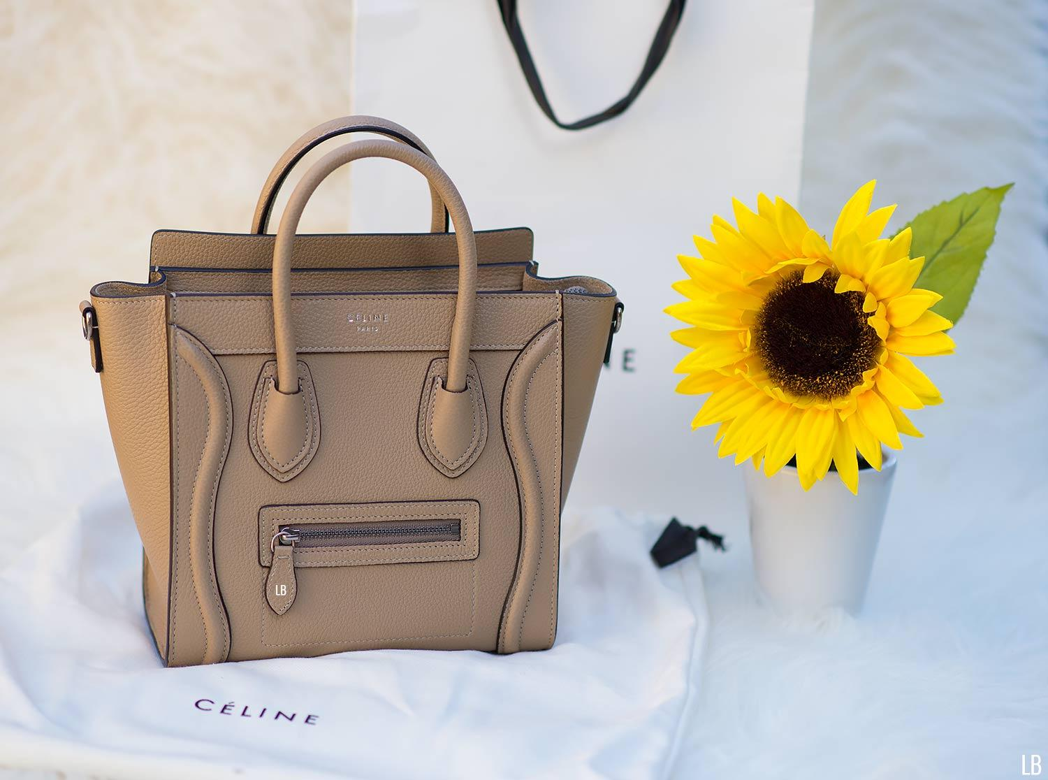 My New Celine Nano Luggage In Dune Review  5d40a4d3ceb5f