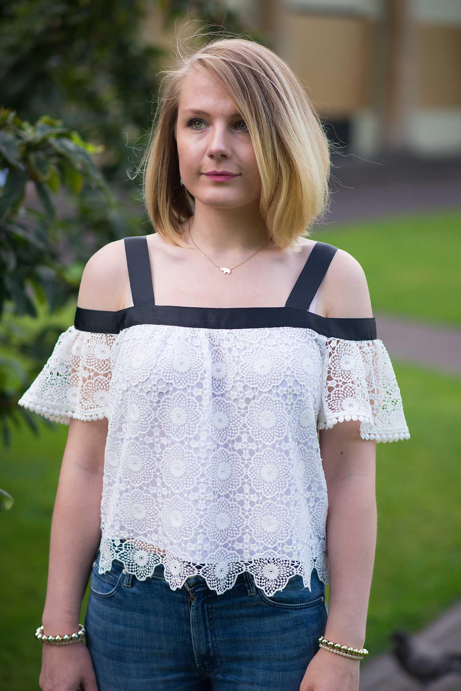 fashion-blogger-topshop-cold-shoulder-lace-top