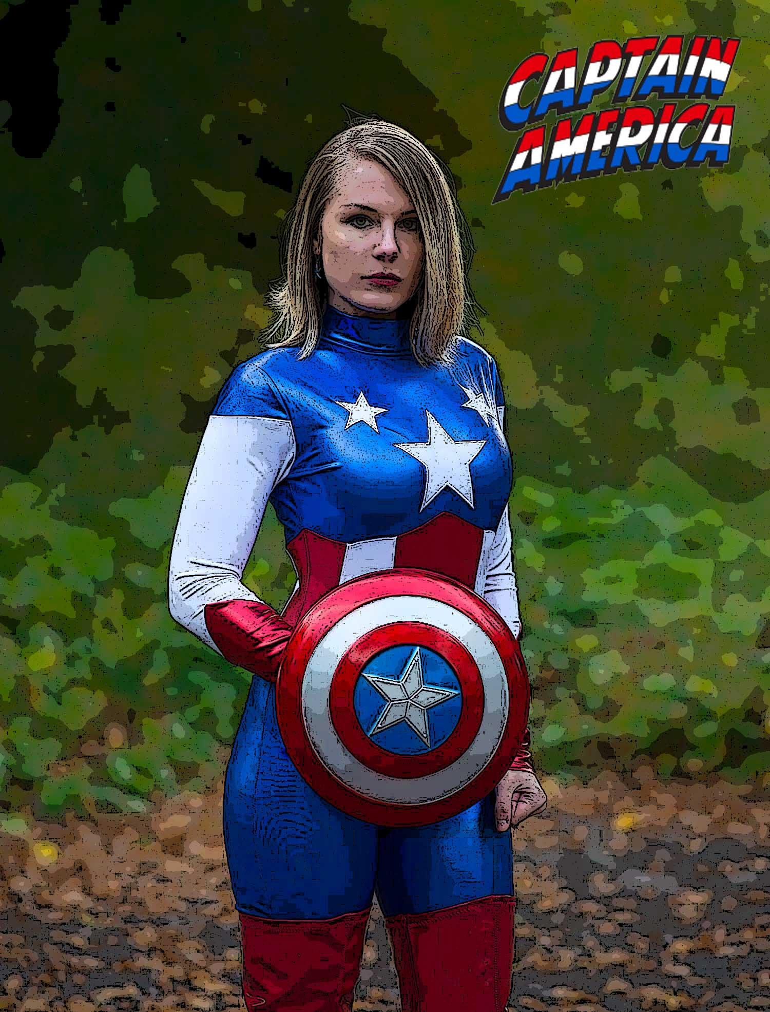 lorna-burford-miss-captain-america-costume-outfit-comic-halloween
