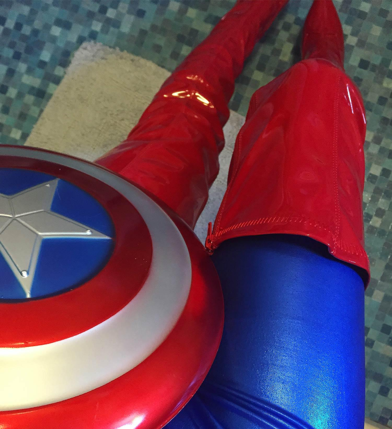 lorna-burford-preview-captain-america-costume