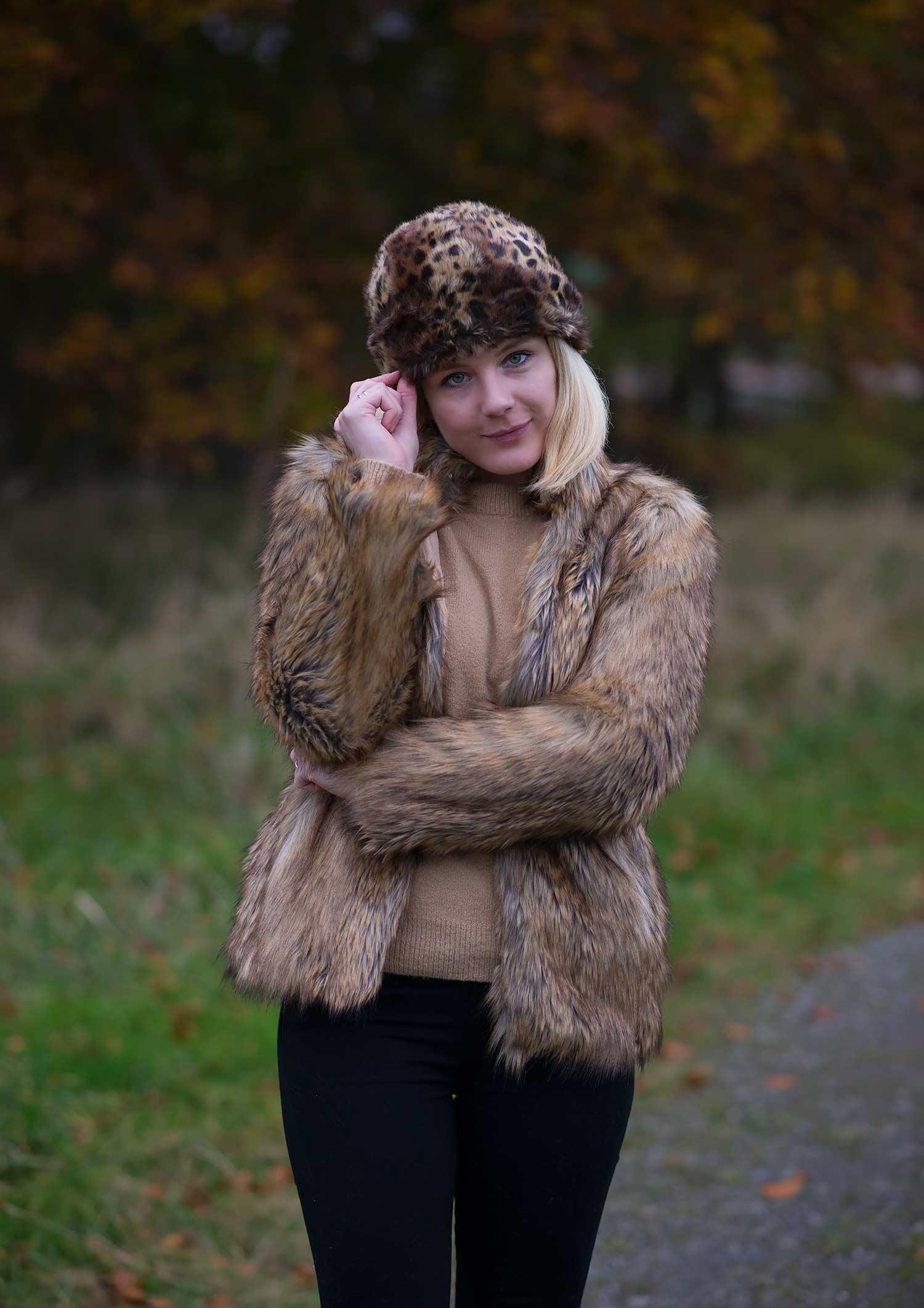 faux-fur-coat-brown-vintage-topshop