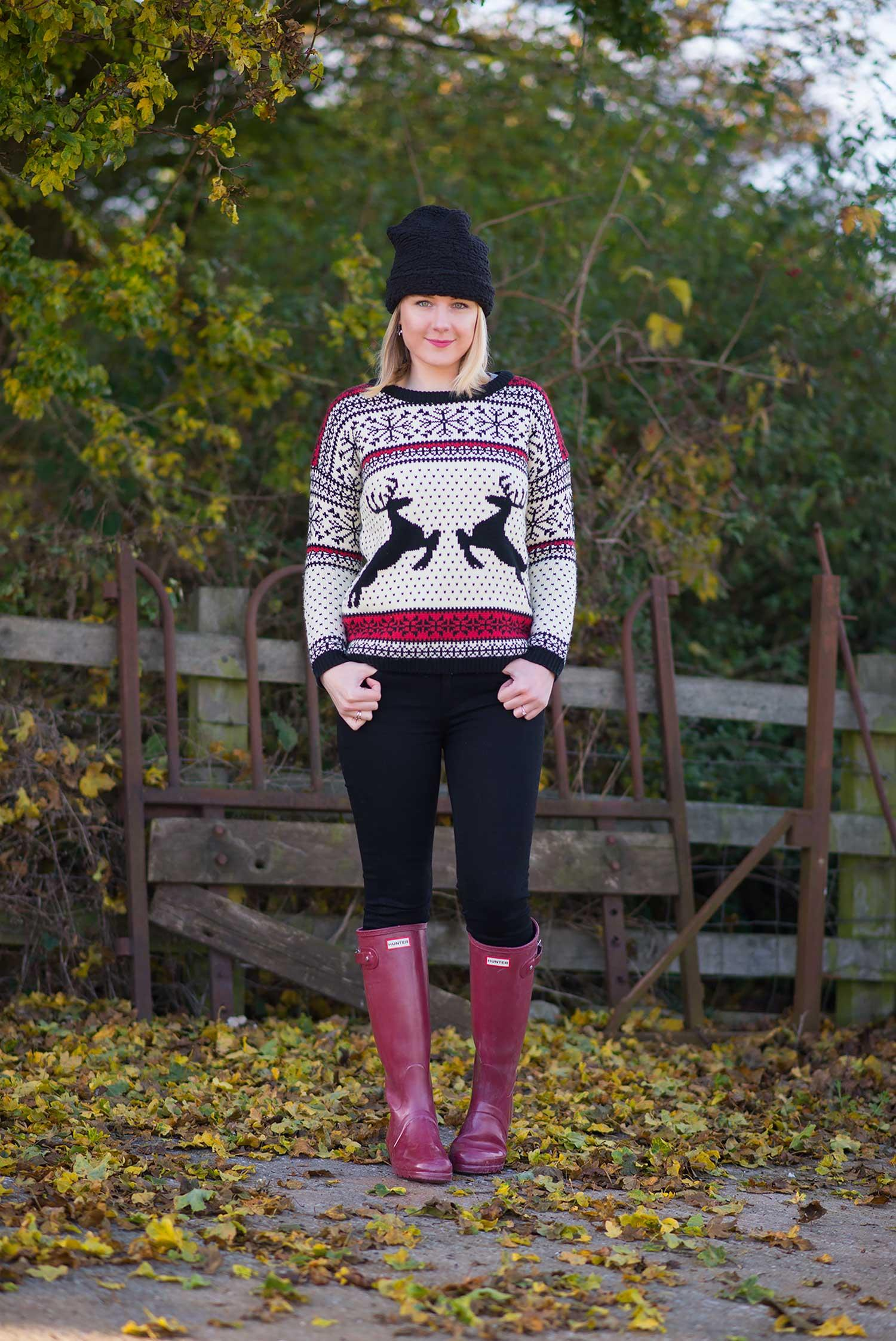 uk-fashionable-girl-woman-in-wellies