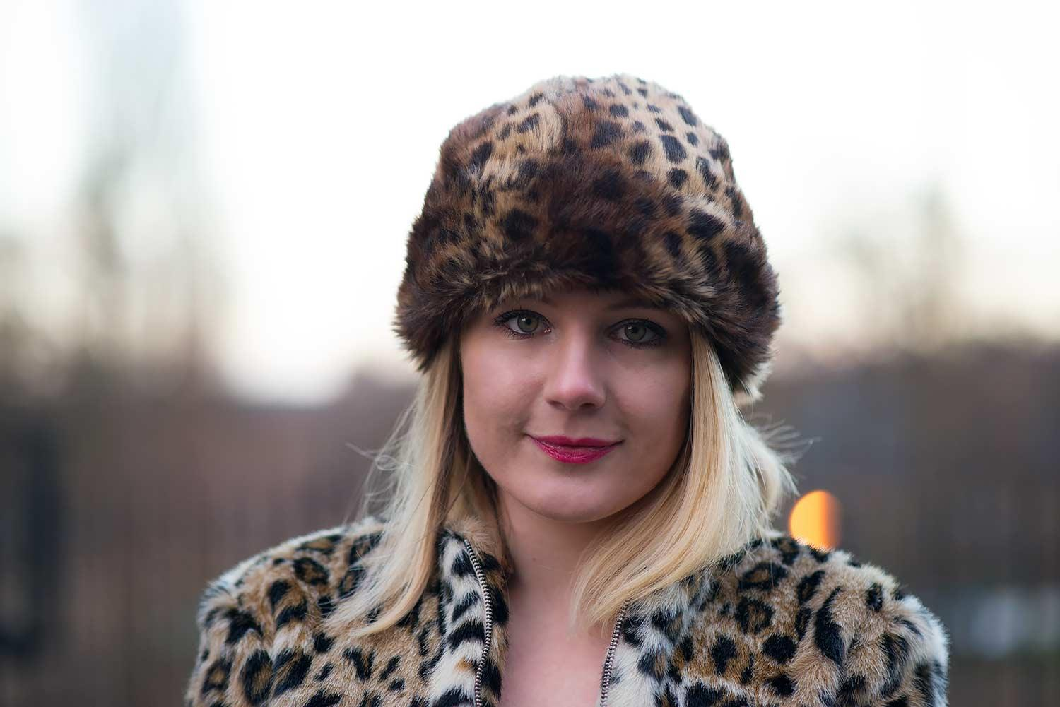 lorna-burford-raindrops-faux-fur-leopard-hat