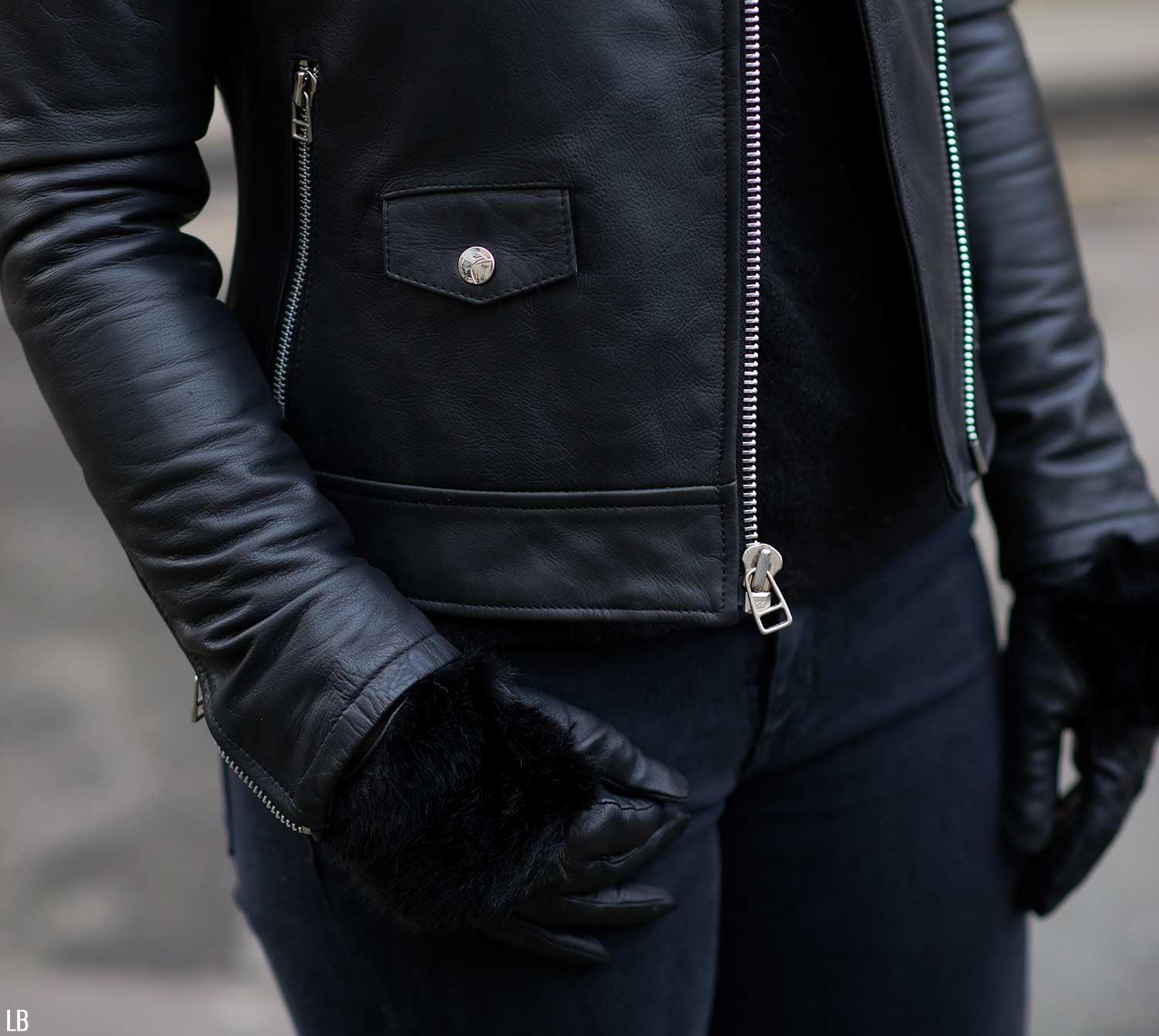 goosecraft leather jacket