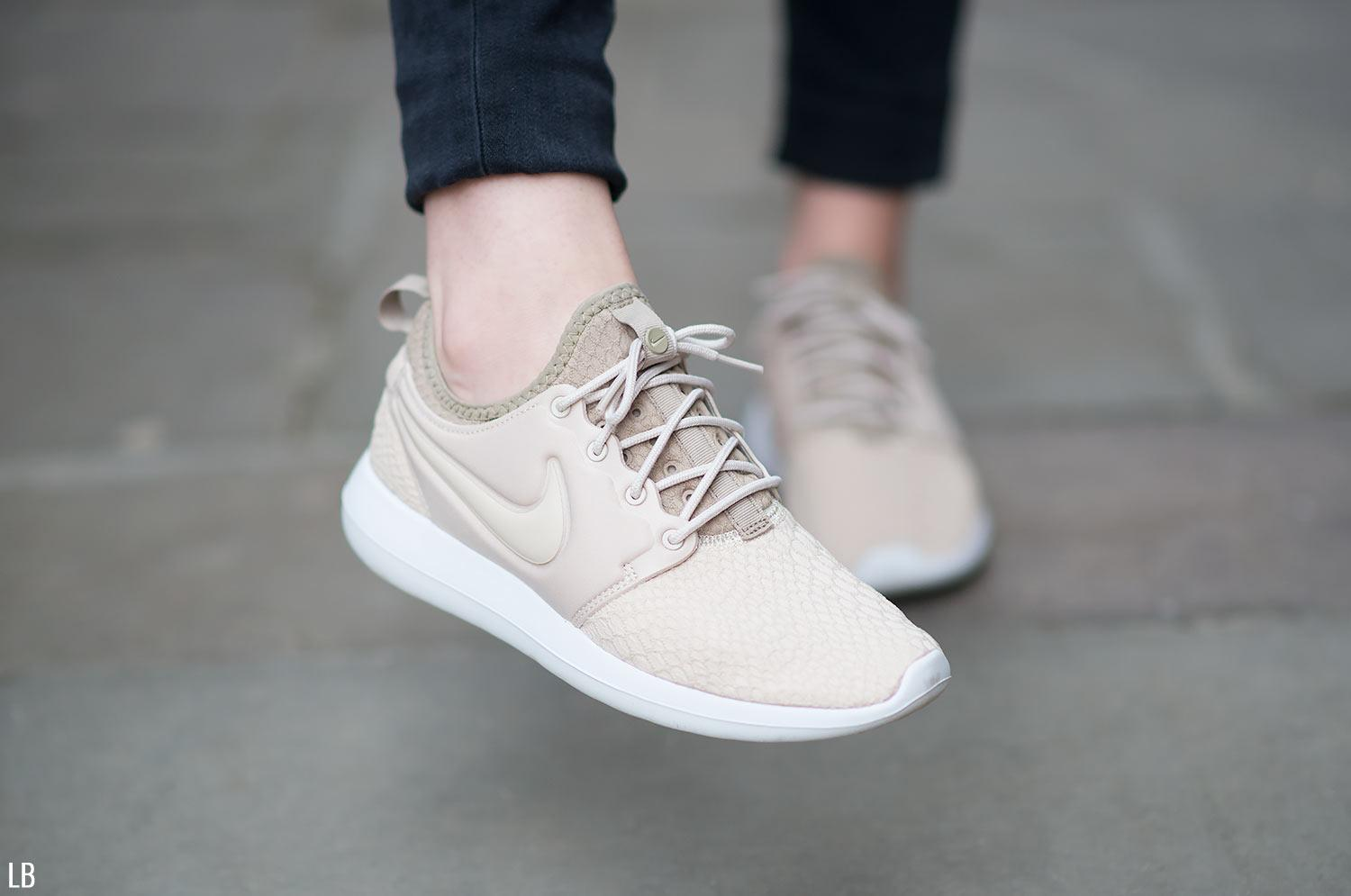 e970e205f658 ... greece my nike roshe two se trainers in oatmeal review e5530 42579