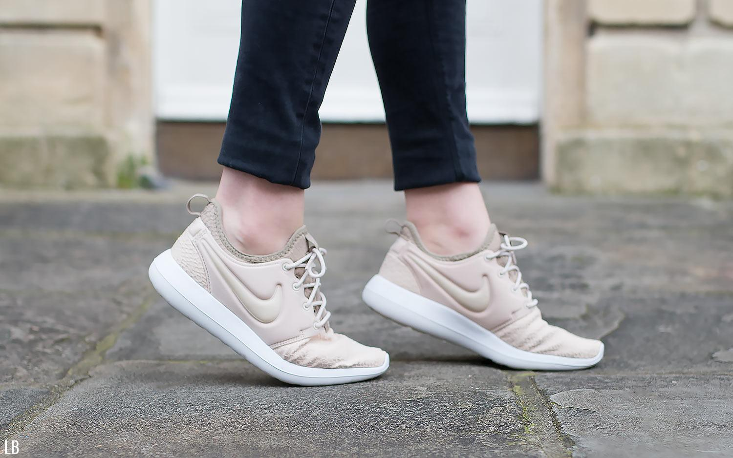 2eedf44c9b77 My Nike Roshe Two SE Trainers in Oatmeal Review
