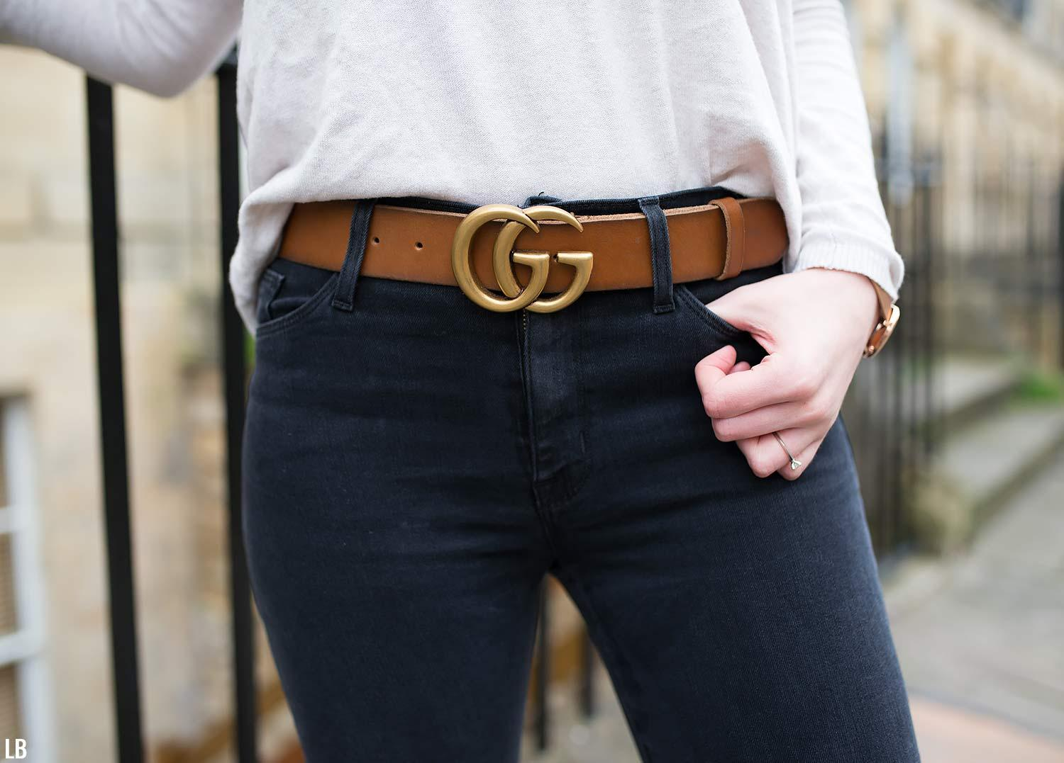 48167cb96dc02 An accessory I recently got into last year was a belt. I hadn t really been  a fan of them for most of my life actually
