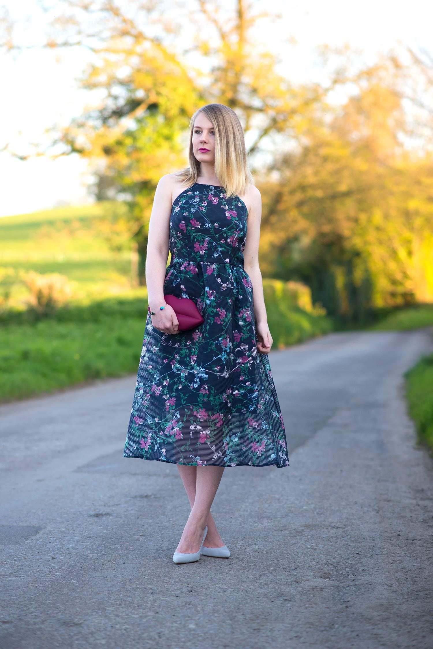 Feel Confident At A Wedding With Marks & Spencer | Raindrops of Sapphire