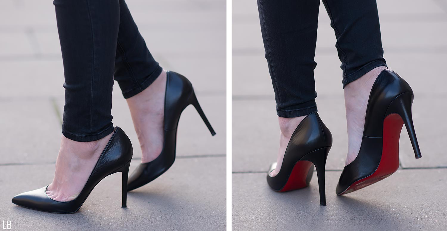 b3e7ab644b9 The pump or the stiletto heel is the most classic and common of all  designer shoes