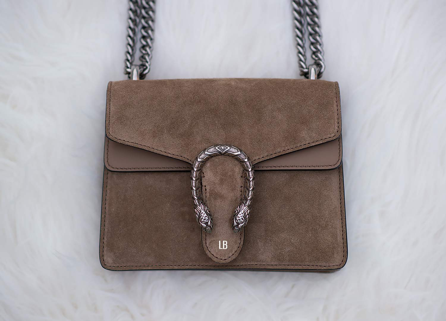 Gucci Dionysus Mini Suede Shoulder Bag Review