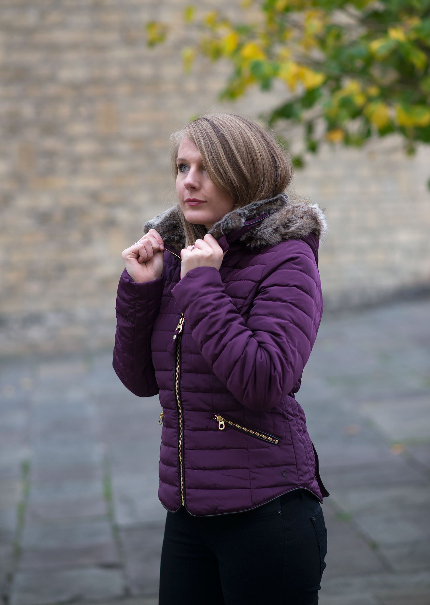 great fit new list sold worldwide Joules Gosling Coat With Balenciaga Race Runners   Raindrops of ...