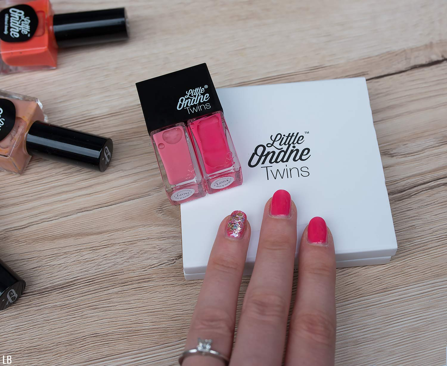 Odourless Nail Polish By Little Ondine Review – It Has No