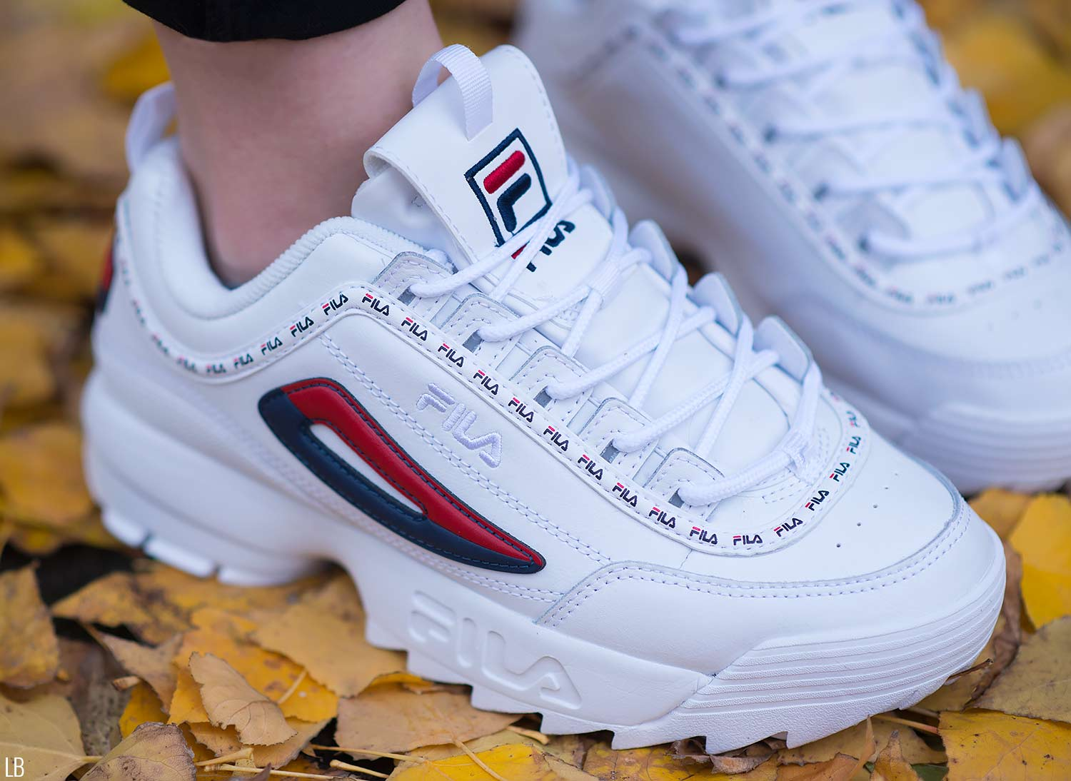 Fila Disruptor II Trainers Review | Raindrops of Sapphire