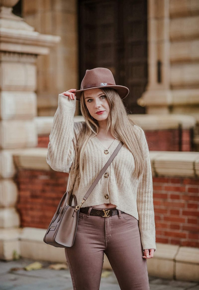 Dressed In Celine And Neutrals